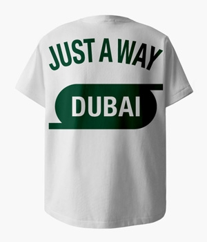 JUST A WAY DUBAI POCKET T-SHIRTS