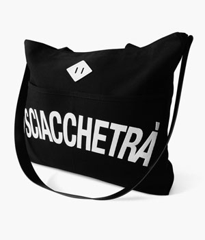 SCIACCHETRA REINS TOTE BAG