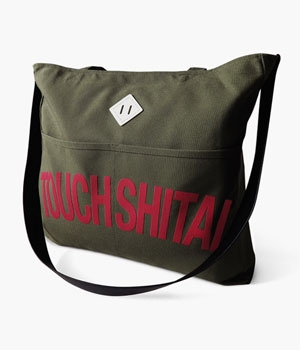 TOUCH SHITAI REINS TOTE BAG