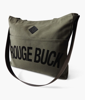 ROUGE BUCK REINS TOTE BAG