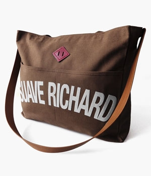 SUAVE RICHARD REINS TOTE BAG