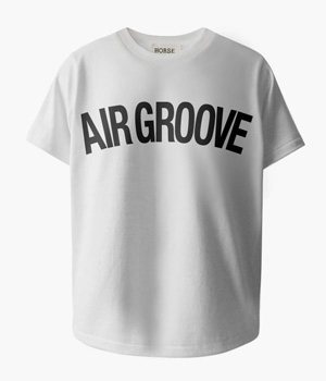 AIR GROOVE BASIC T-SHIRTS