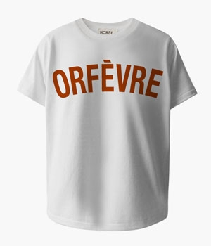 ORFEVRE BASIC T-SHIRTS