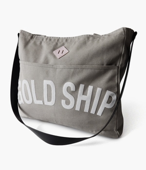 GOLD SHIP REINS TOTE BAG