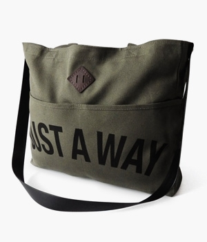 JUST A WAY REINS TOTE BAG