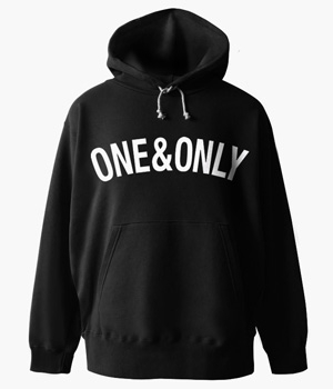 ONE & ONLY BASIC HOODIE