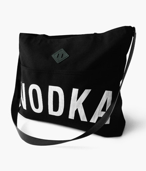 VODKA REINS TOTE BAG