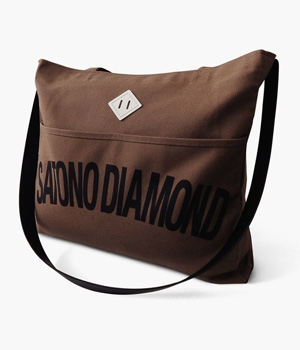 SATONO DIAMOND REINS TOTE BAG