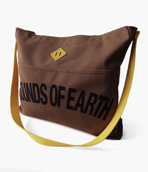 SOUNDS OF EARTH REINS TOTE BAG