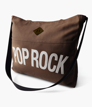 POP ROCK REINS TOTE BAG