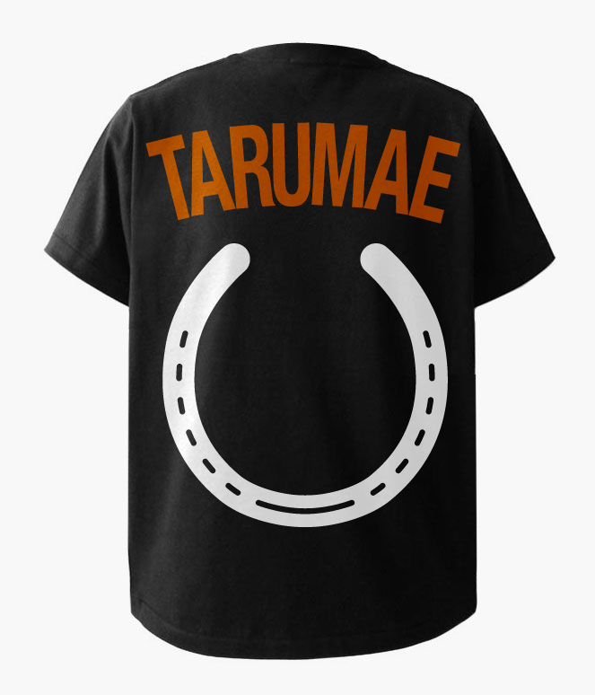 HOKKO TARUMAE HORSESHOE POCKET T-SHIRTS