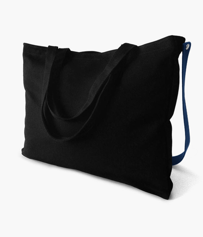 HEART'S CRY REINS TOTE BAG