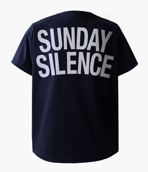 SUNDAY SILENCE POCKET T-SHIRTS