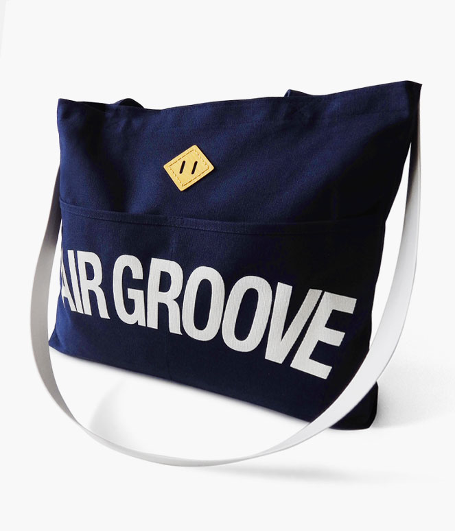 AIR GROOVE REINS TOTE BAG