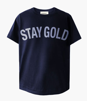 STAY GOLD BASIC T-SHIRTS