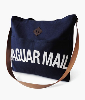 JAGUAR MAIL REINS TOTE BAG