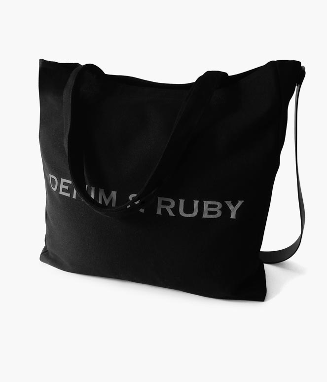 DENIM & RUBY REINS TOTE BAG