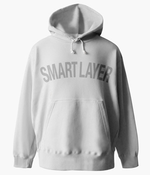 SMART LAYER BASIC HOODIE