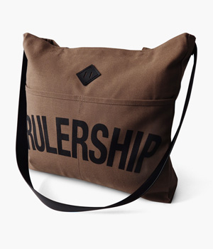 RULERSHIP REINS TOTE BAG